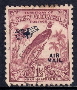 New Guinea - Scott #C30 - Used - Crease, toning - SCV $9.50