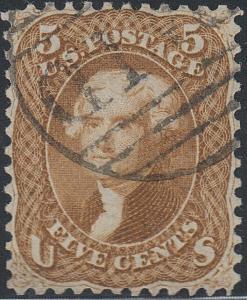 U.S. 67a Used F+ (61219)