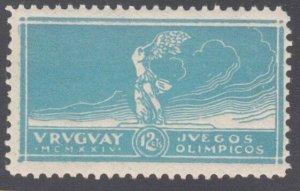 URUGUAY 1924 Football 12c fresh MNH - never hinged..........................G666