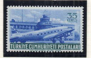 Turkey 1954 Early Issue Fine Mint Hinged 35k. NW-18208
