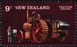 New Zealand. 1976 9c S.G.1118 Fine Used