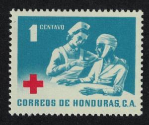 Honduras Red Cross Obligatory Tax SG#748