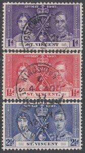 St. Vincent 138-140 Used CV $4.75