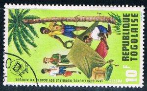 Togo Boy Scouts 10 - pickastamp (TP6R203)