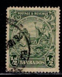 Barbados - #193 Seal of Barbados - Used