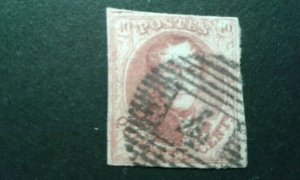 Belgium #8 used Anvers cancel a209 980