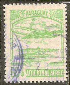 Paraguay    Scott C827     Plane        Used