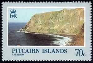Pitcairn Islands # 202 mnh ~ 70¢ Tatrimoa