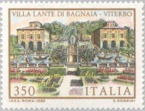 Italy 1982 Italian Villas- Viterbo MNH**