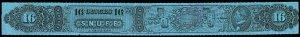 U.S. REV. TAXPAIDS-SNUFF TE198C  Used (ID # 89114)- L