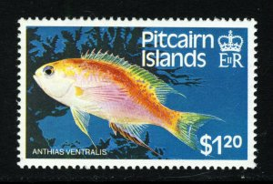 PITCAIRN ISLANDS 1984 $1.20 Watermark Sideways SG 257 MNH