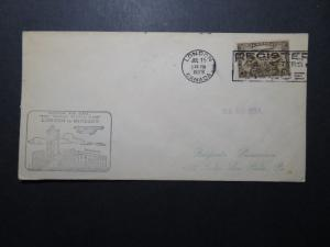 Canada 1929 London to Windsor First Flight Cover - Z11222