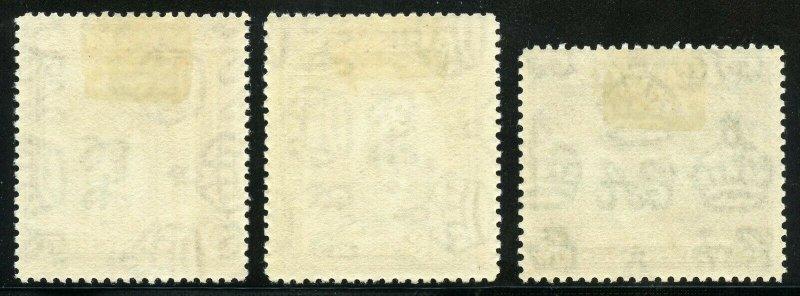 CYPRUS SCOTT#125/35 MINT HINGED REMNANTS  SCOTT VALUE $231.80