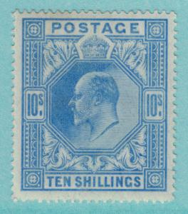 Great Britain Stamp Scott #141 (SG 265), Mint Lightly Hinged - Free U.S. Ship...