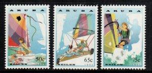 Aruba  95 - 97  MNH cat $ 4.00