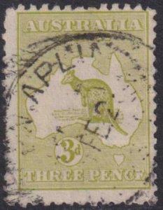 Australia 1913 SC 5a Used
