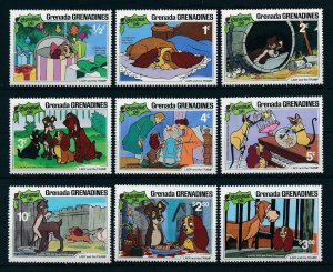 [22430] Grenada Grenadines 1981 Disney Characters Christmas MNH