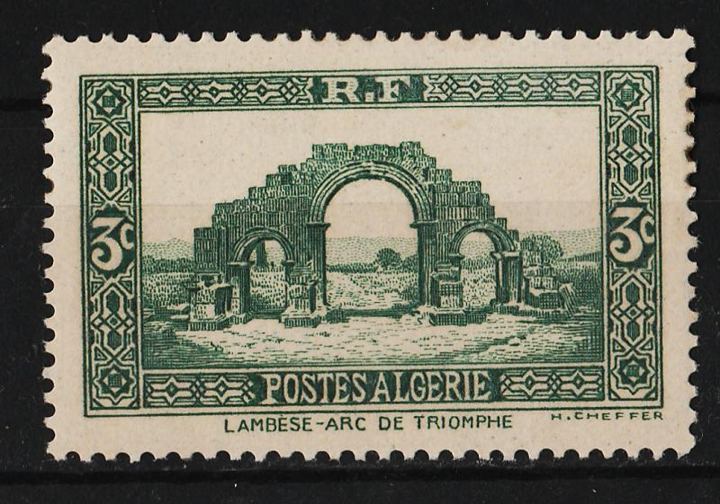 Algeria 1936/1941 Views and Landscapes $03 (1/31) UNUSED