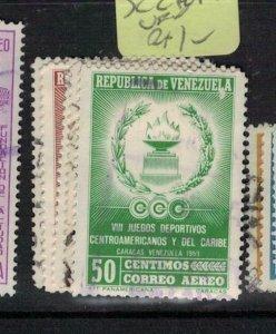 Venezuela SC C701-6 VFU (5ewz)