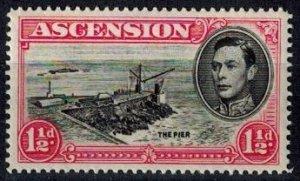 Ascension Island 55 MNH VF