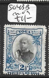 TONGA (P1209B) 2 1/2D SG 43B  MOG