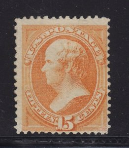 163 F-VF unused ( mint regummed ) with nice color cv $ 650 ! see pic !