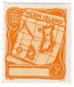 (I.B) Cinderella Collection : Herm Island 2d