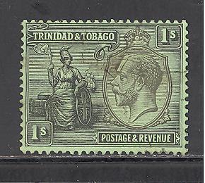 Trinidad & Tobago Sc # 29 used (RS)