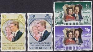 South Georgia #35-8 MNH (Z8257)