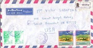 Algeria, Registered