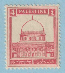 PALESTINE 15  MINT LIGHTLY HINGED OG * NO FAULTS EXTRA FINE !