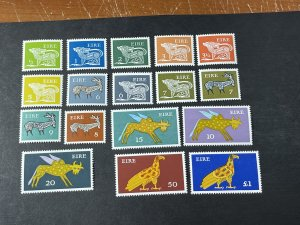 IRELAND # 343-359-MINT NEVER/HINGED-----COMPLETE SET-----1974-78(LOTb)