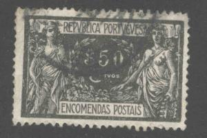 Portugal Scott Q7 Used Parcel Post Stamp