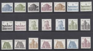 Ireland    #537-52, 638-42   mnh      cat $27.45