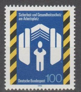 Germany #1773 MNH F-VF  (SU1745)