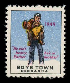 Boys Town Mint (NH) 1949