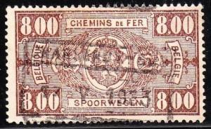 Belgium Q166 - used