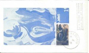 Maximum Card EIRE 1970 Contemporary Irish Art 2nd Series Madonna Of Eire U3794