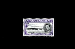 ASCENSION - 1944 - KG VI - GEORGETOWN - # 40 - - MINT - MNH - SINGLE!