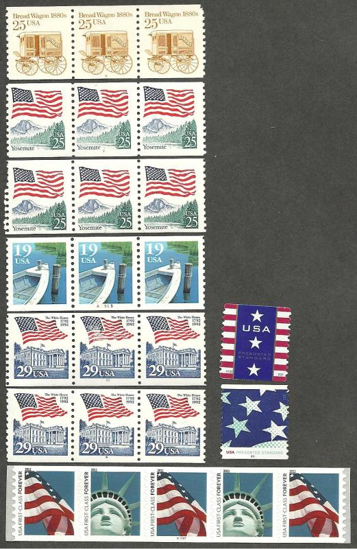 United States PNC, Mint-NH and Used.