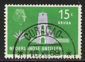 Netherlands Antilles 1958 Scott# 247a Used