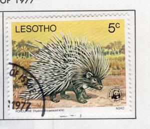Lesotho USED H Scott Cat. # 229