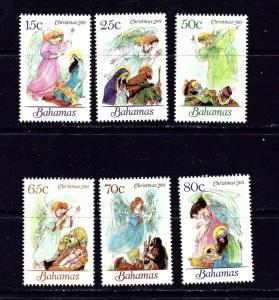 Bahamas 1333-38 MNH 2011 Christmas