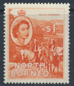 North Borneo  SG 383  SC# 272  MH   see scans  and details