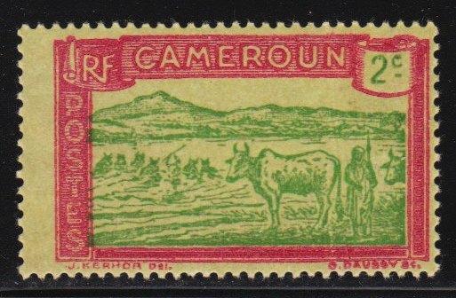 Cameroun 171 - FVF MH