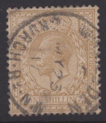 Great Britain Sc#172 Used