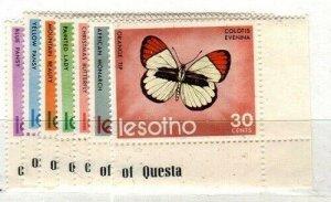 Lesotho Scott 140-46 Mint NH [TG1186]