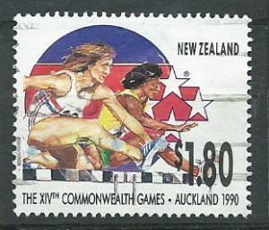 New Zealand SG 1537 FU