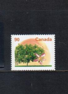 Canada #1374ii Very Fine Never Hinged Perf 14.4 x 13.8