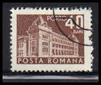 Romania Used Fine D36956